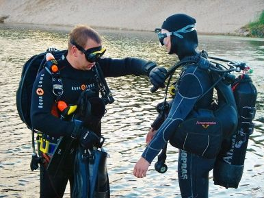PADI Discover Scuba Diving avavees kahele